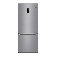 LG REFRIGERATEUR COMBINE LINEAR COOLING| NO FROST - GR-B479NLDZ-Maroc-1