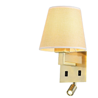 BRILLANT TETE DE LIT MELLA ANTIQUE E14 LED INHK14269S31-Maroc-1